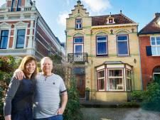 Frank Lammers 'overviel' met Bende van Oss Jugendstil-huis: 4 dagen filmen voor 2  minuten materiaal