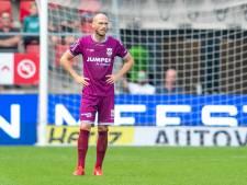 Nauber en Berden terug in selectie GA Eagles voor uitduel met Vitesse