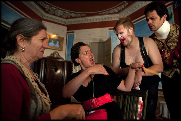 Archiefbeeld: in 2010 won Studio Orka nog de Vlaamse cultuurprijs in de categorie Jeugdtheater.