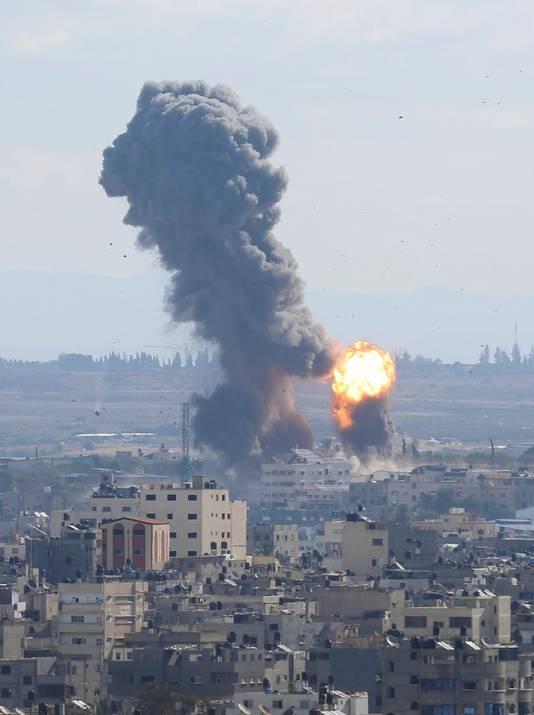 Frappes israéliennes à Gaza