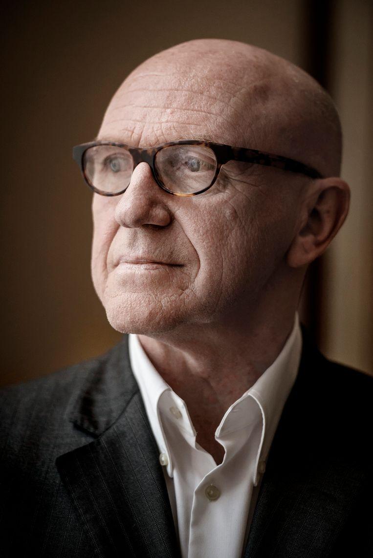 Paul Bekaert, de Belgische advocaat van Puigdemont.  Beeld Eric de Mildt