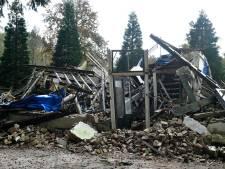 Leusden baalt van instorten 140 jaar oude oranjerie op Den Treek en onderneemt stappen tegen eigenaar