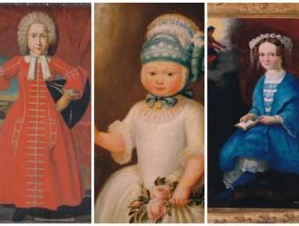 Kinderportretten uit O.L.V.-kerk krijgen prominente plaats in unieke expo in Antwerpen