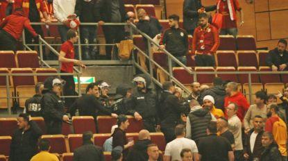 Twee gewonden bij geweld tussen onder meer Belgische hooligans in Duitse stad Saarbrücken