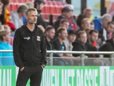 Het is passen en meten voor de trainer van Go Ahead Eagles, ook op de transfermarkt: 'We moeten creatief zijn'
