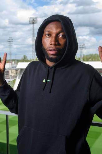 """Dieumerci Mbokani (35) na zijn kunststukje in het Lotto Park: """"Als Anderlecht spelers wil die veel lopen, moeten ze misschien marathonlopers halen"""""""