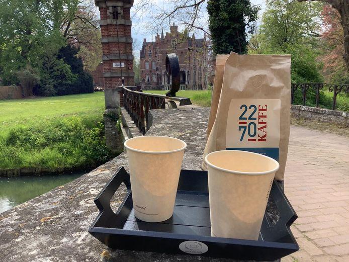 '2270 Kaffe' bij het Herenthoutse Kasteel van Herlaer