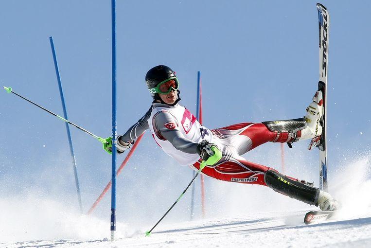 Tweede prijs Sport<br /><br />Een deelnemer aan een ski-wedstrijd in Polen Beeld Andrzej Grygiel