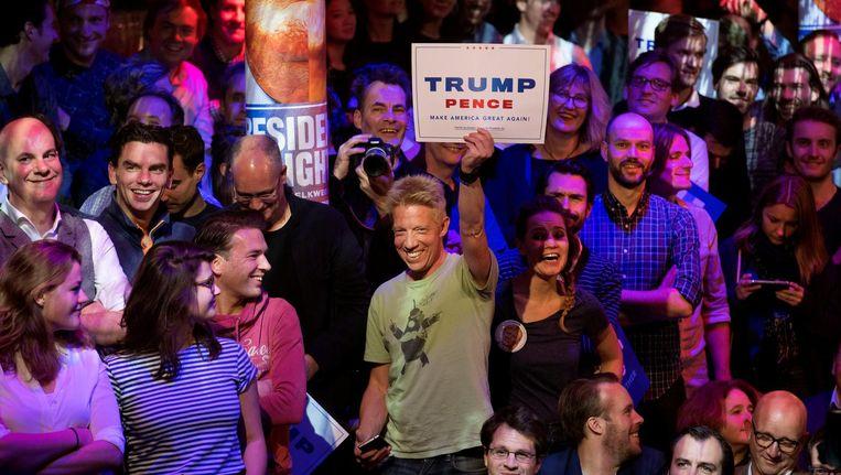 Presidents Night in de Melkweg Beeld ANP