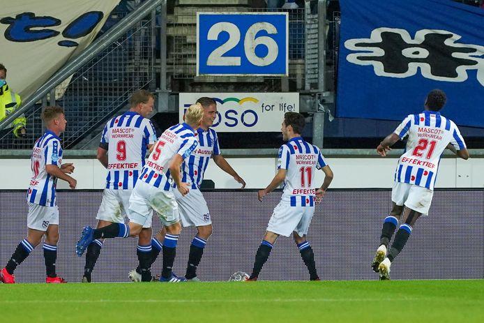 SC Heerenveen.