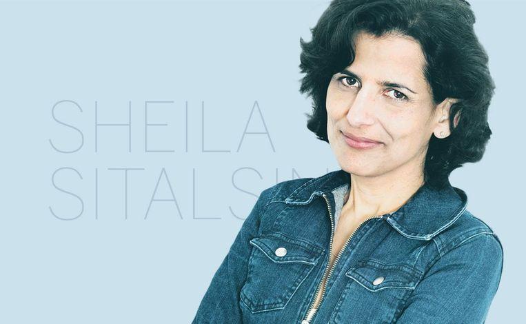 Sheila Sitalsing Beeld