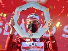Tadej Pogacar remporte l'UAE Tour, la dernière étape pour Caleb Ewan