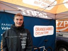 Brons Brabantse veldrijder Danny van Lierop op NK junioren