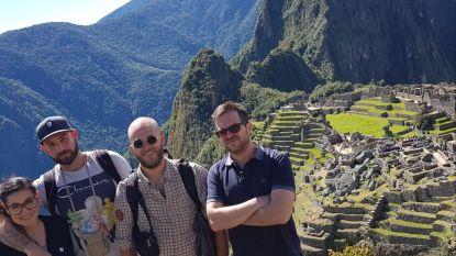 Kunstenaar Tom Herck laat zich inspireren in Peru
