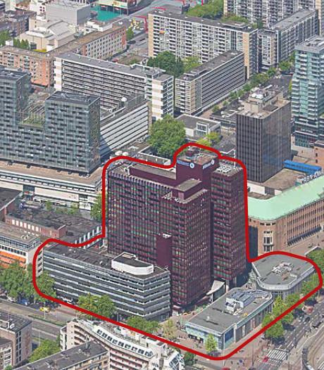 Plan voor nóg een toren van 250 meter aan de Coolsingel