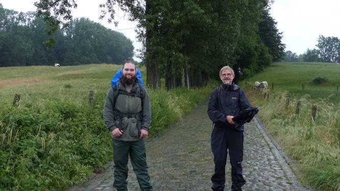 Teun Swerts stapt in de voetsporen van Omer Wattez doorheen de Vlaamse Ardennen