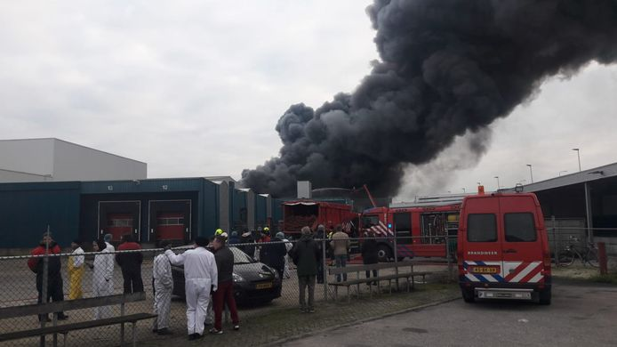 Brand in Kesteren