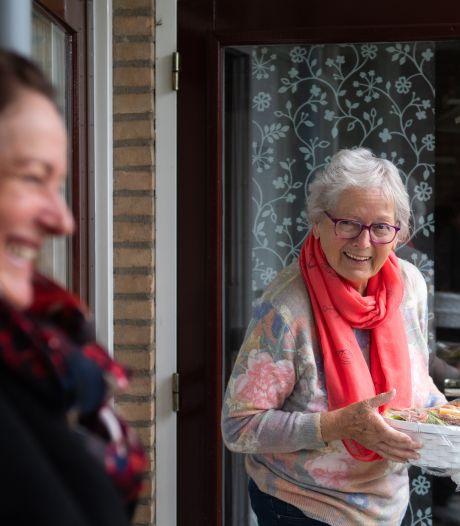 Ontbijt aan huis in Terheijden: 'Geweldig, ik zat al op jullie te wachten'