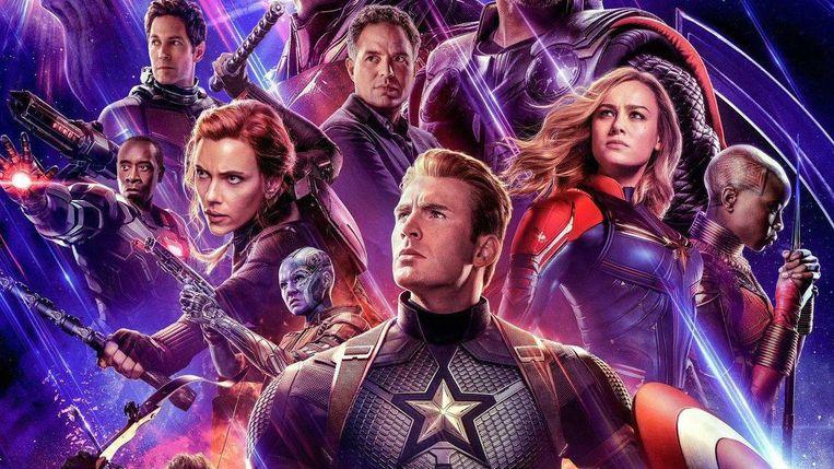 'Avengers: Endgame'  Beeld rv