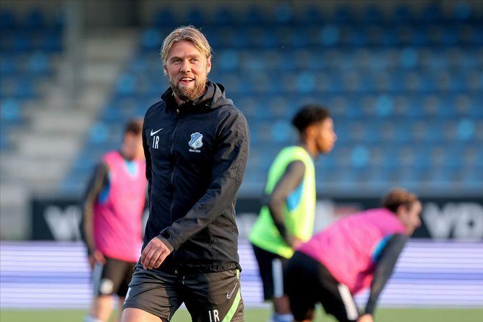 Ivo Rossen is de nieuwe assistent-trainer van Frank Wormuth.