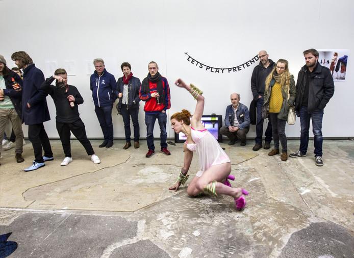 Artspace Flipside in Eindhoven sluit haar deuren
