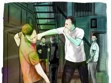 Tjeerd kreeg een brandende peuk in zijn gezicht en moest de cel in: 'Ik schaamde me kapot'