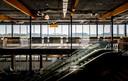 De nieuwe terminal van Lelystad Airport.