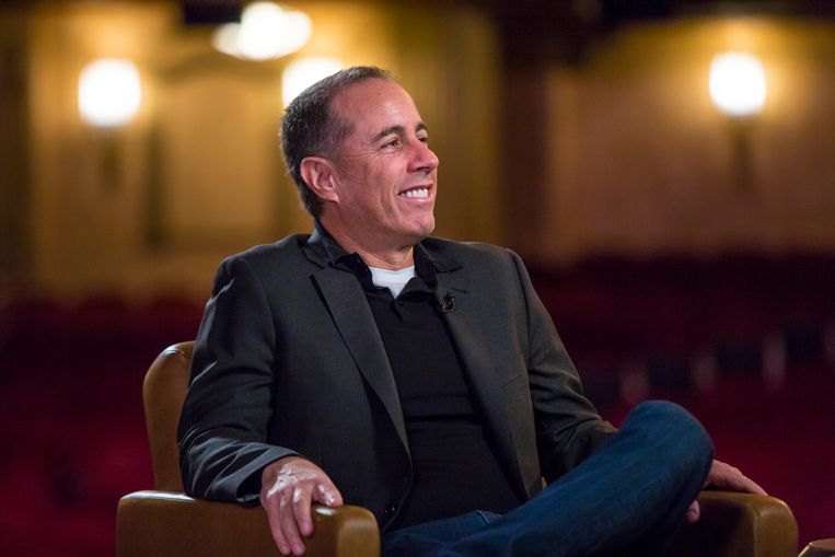 Jerry Seinfeld Beeld NBCU Photo Bank/NBCUniversal via