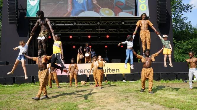 Spektakel tijdens 'Mondiale Sterrendag' in openluchttheater van Beveren Buiten