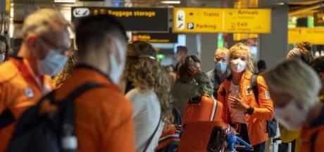 TeamNL houdt adem in: alle positieve gevallen zaten op één vlucht naar Tokio