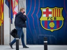 Koeman zwijgt over Super League en haalt uit naar UEFA: 'Ze denken alleen aan geld'