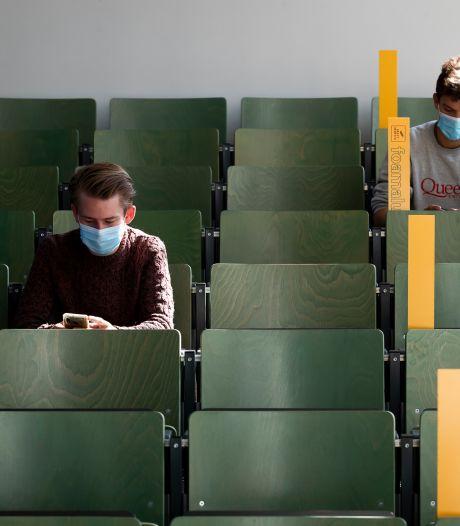 UAntwerpen maakt mondmasker vanaf maandag volledig verplicht