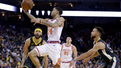 NBA-kampioen Golden State laat geen spaander heel van Phoenix