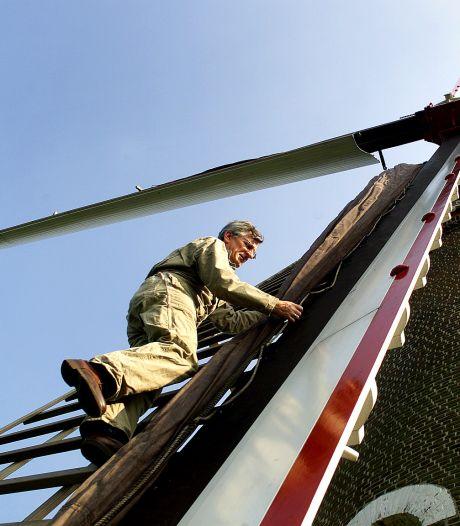 Molenaar van Oisterwijk vreest voor zijn wind: 'Er is al veel verknutseld'