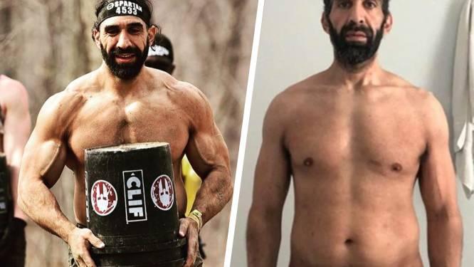"""Hoe corona het lichaam van Amerikaanse atleet Ahmad aantastte: """"Toen ik uit coma ontwaakte, had ik geen spieren meer"""""""