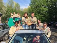Scouting Hendrik Hudson uit Hengelo beste van Twente