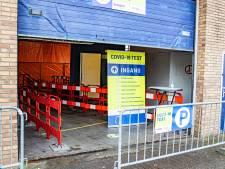 Nieuwe coronasnelteststraat in Apeldoorn op eerste dag helemaal volgeboekt