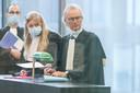 Hans Rieder vertegenwoordigt Jef Hoeyberghs voor de correctionele rechtbank.