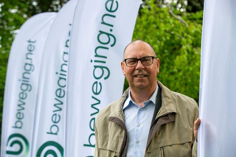 ACV-topman Marc Leemans. Beeld BELGA