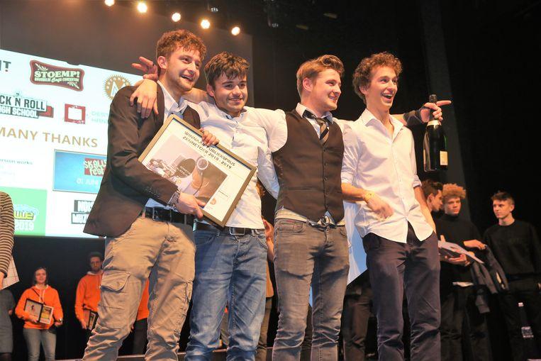 First Floor uit Sint-Pieters-Leeuw won de publieksprijs op Zennetoer.