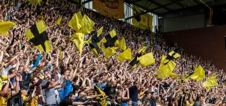 Speciale NAC-vlag brengt trouwe supporters op wedstrijddagen samen