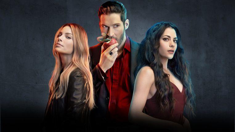 Lucifer Beeld Netflix