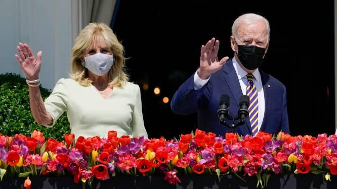 "President Biden vergezelt echtgenote bij ""medische ingreep"""