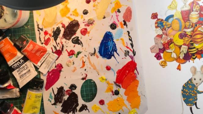 Villa Verbeelding lanceert zaterdag expo 'De Illustratiekamer'