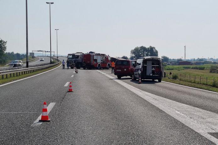 Tien doden bij busongeval in Kroatië.
