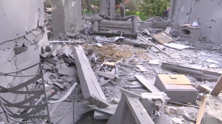 Gewonden in midden-Israël na raketaanval vanuit Gazastroo