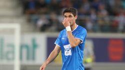 """""""Yaremchuk heeft blijkbaar gevraagd om niet te moeten starten tegen Genk. Omdat hij bang is om iets verkeerds te doen"""""""