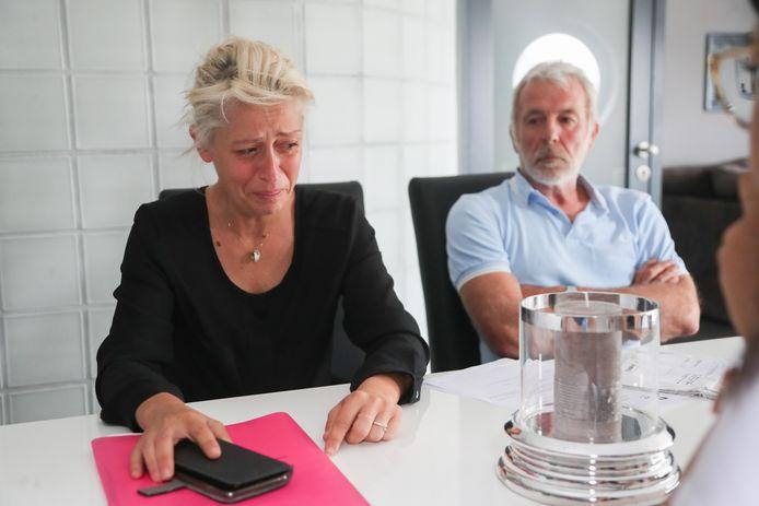 Eric Gerets en zijn vriendin Virginie - de ex van Gilbert Bodart - hebben een klacht ingediend tegen de oud-keeper.