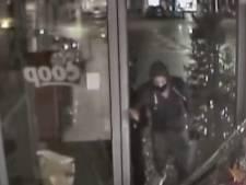 Inbrekers die met grof geweld Coop in Vlijmen binnendrongen nog op vrije voeten