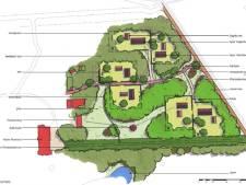 Opnieuw plannen voor 6 huizen op landgoed De Utrecht